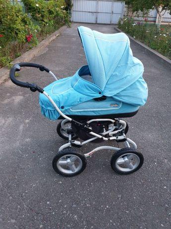 Продается коляска BEBECAR в отличном состоянии