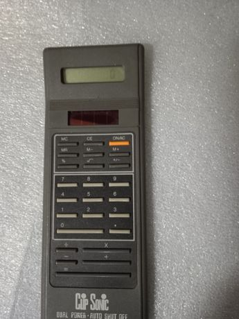 Kalkulator Cup Sonic - solarny