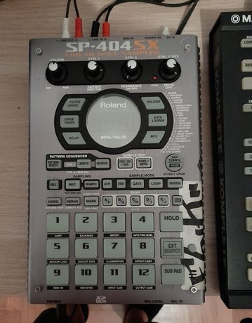 Roland sp 404 sx