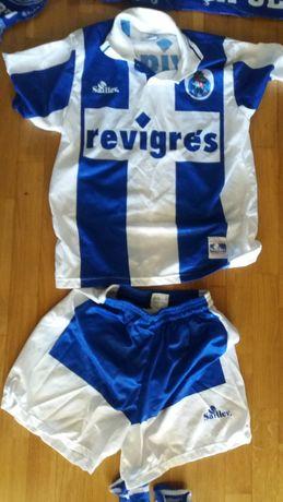 Equipamento F.C. Porto Oficial - Criança - Cachecol campeões 2003