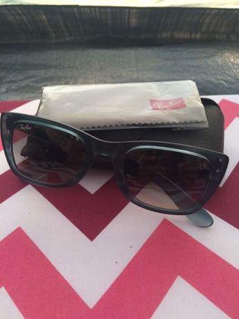 óculos de sol rayban caribbean