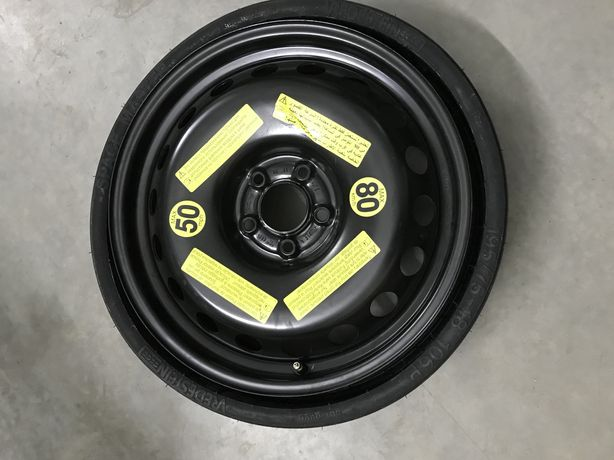 «Докатка» запасне колесо до Ауді Q5 195/75/r18