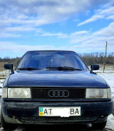 Продам Audi 80 1986 р