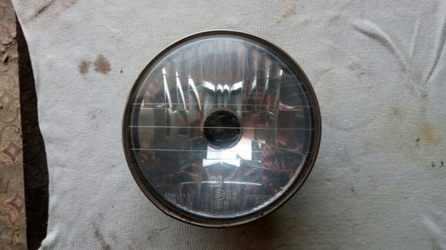 Рефлектор, отражатель, оптика фары на Kawasaki vulkan.