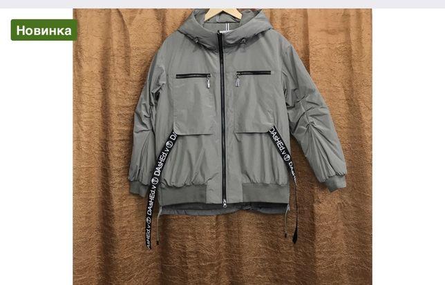 Куртка парка весна -осень,модель 2020 года