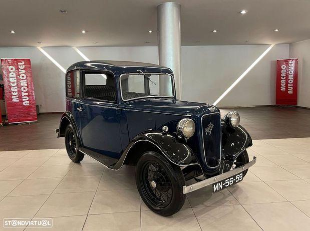 Austin Seven Saloon 1935