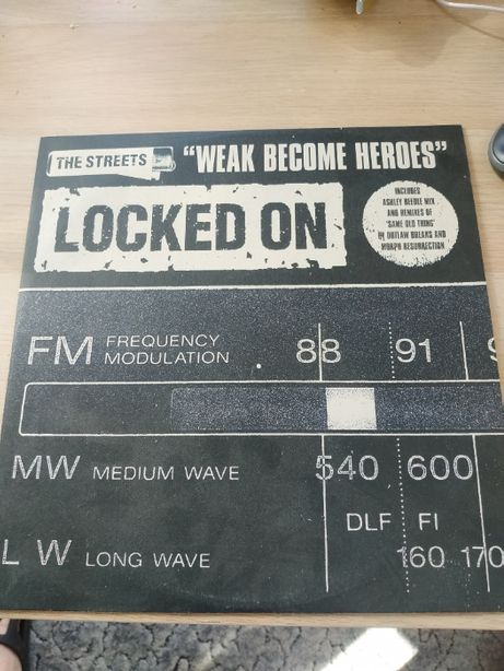 Locked On : The Streets – Weak Become Heroes