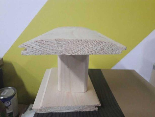Półbal deski elewacyjne tarasowe podbitka boazeria listewki katowniki