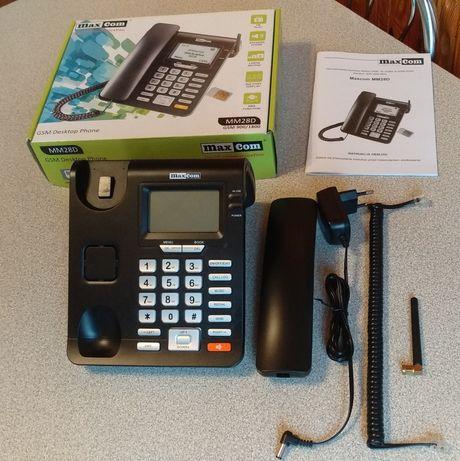 Telefon MAXCOM-MM28D