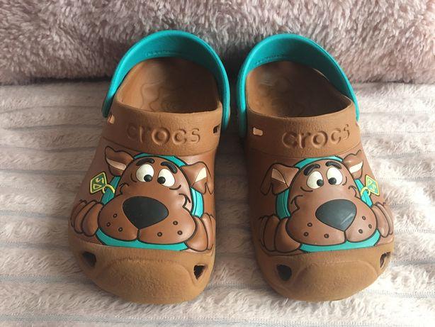 CROCS klapki Scooby-Doo__rozm. 25-26