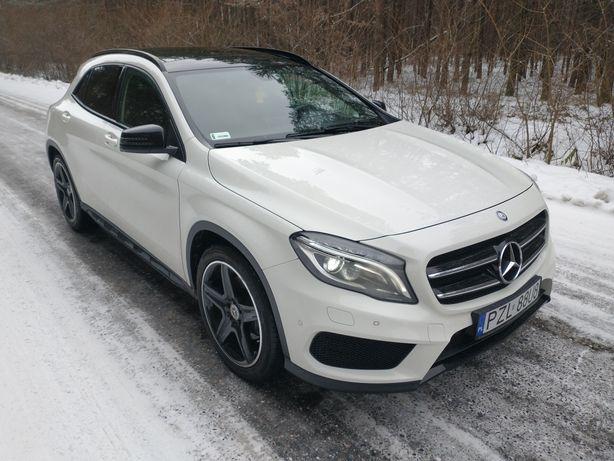 Mercedes Benz GLA 250 4matic Automat Polski Salon Salon Polska Idealny
