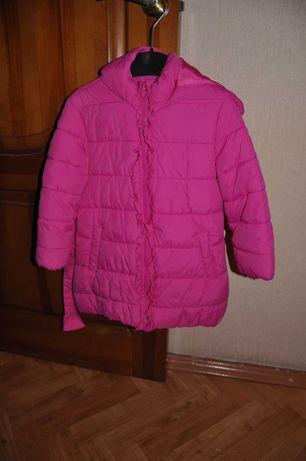 Куртка демисезонная для девочки 4-5 лет Original Marines