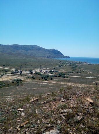 Земельный участок в Крыму