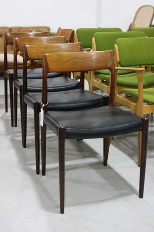 NOVIDADES   4 cadeiras Niels O. Moller modelo 77
