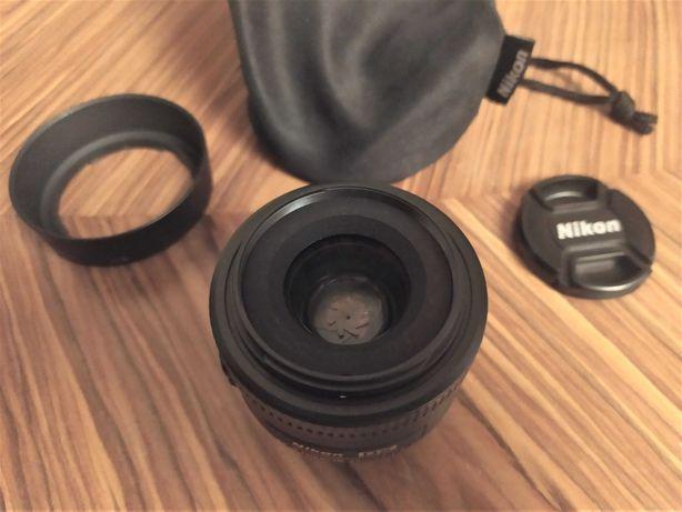 Obiektyw NIKKOR (NIKON) 35mm AF-S 1.8G