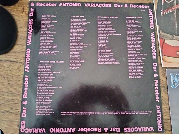 Discos de Vinyl antigos