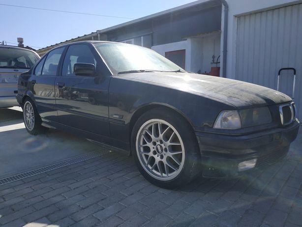 BMW E36 325tds só peças