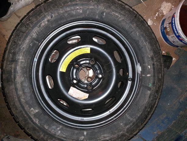 """Koło zapasowe 15"""" 5X110 Opel Omega Astra Zafira, nowe!!!"""