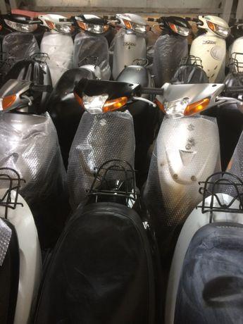 Японские скутеры, мопеды Honda,Suzuki,Yamaha