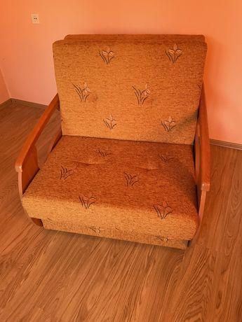 Fotel rozkladany amerykanka