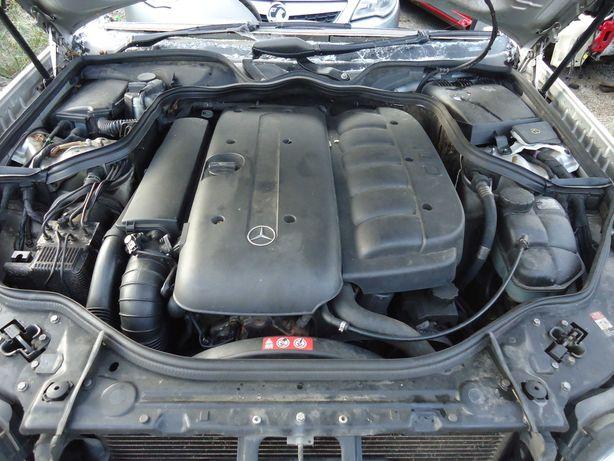 Motor Mercedes W211 E 320 cdi (OM648.961) de 2004