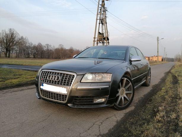 Audi S8 D3 450KM