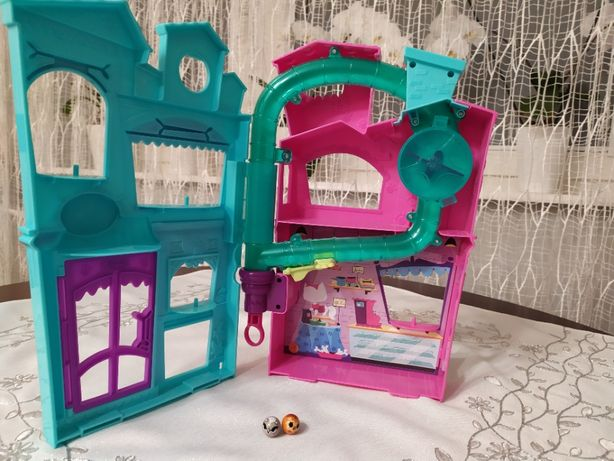 Littlest pet shop domek z kulkami