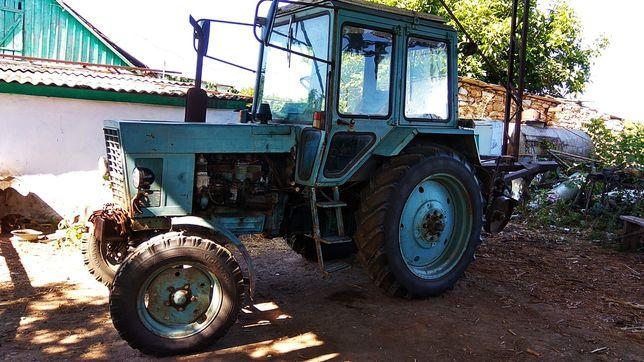 МТЗ 80 (Беларус) 2й владелец (не был в колхозе) Технически хорош.