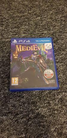 MediEvil konsola ps4