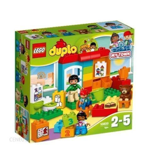 Okazja Zestaw Lego duplo przedszkole 10833, bazar 10867