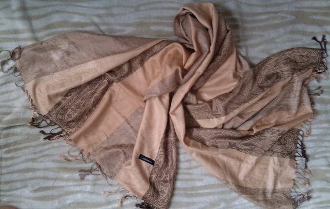 Шарф, палантин, платок Cashmere. Новый