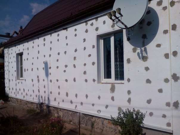 Утепление Фасадов, Фасадные работы, все виды наружных работ