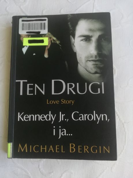 Biografia:Ten drugi.Love Story Kennedy Jr.,Carolyn i ja Michael Bergin