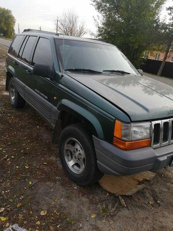 Jeep grand cherokee 2.5 tdi 1996