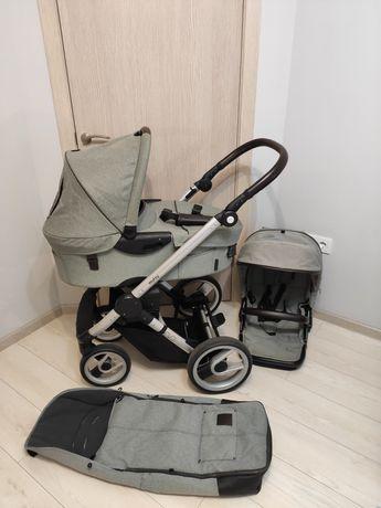 Детская коляска Mutsy Evo 2 в 1 (+зимний конверт)