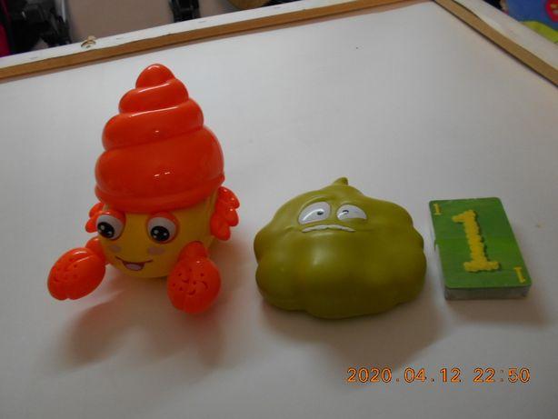 zestaw 2 zabawek interaktywnych