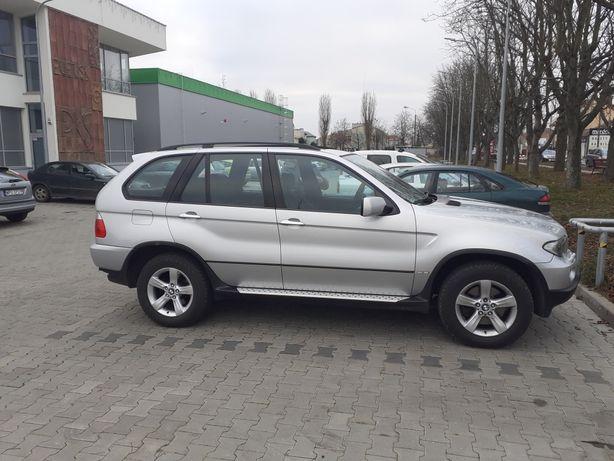 BMW x5e53 po liście sprzedam⁷