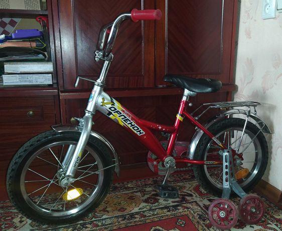 Велосипед 3-6 лет