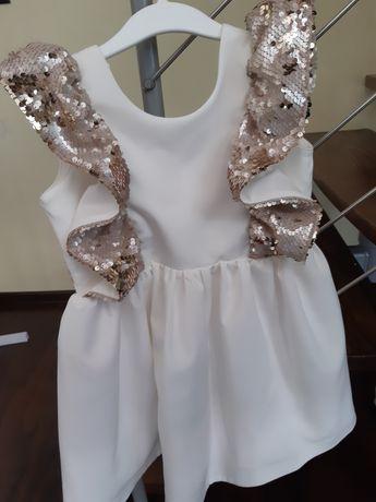 Sukienka Oh la la kid's rozm 128