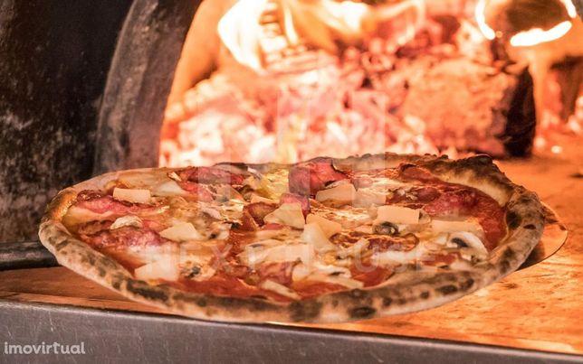 Pizzaria em plena e boa faturação