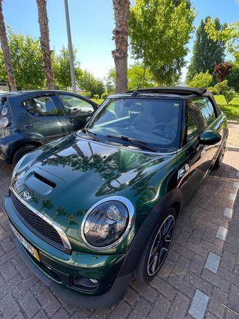 Mini Cooper  cabrio JCW nacional 211cv