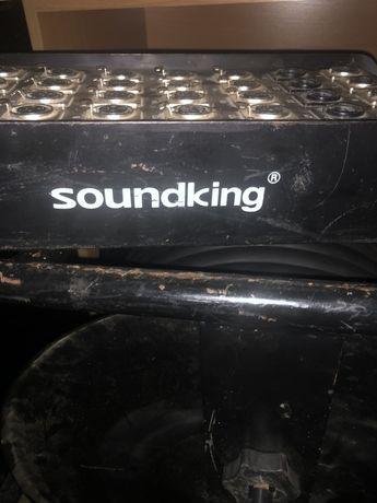 Мультикор 20/4/4 SoundKing  30метров торг