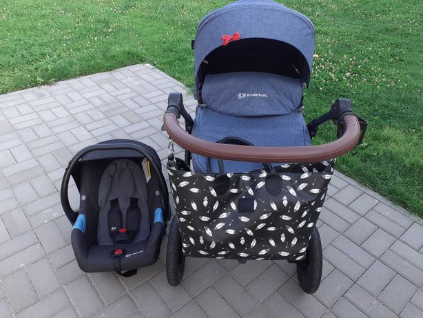Sprzedam wózek 3w1 KinderKraft