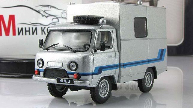 Модель-игрушка УАЗ 452Д Телевиденье - Автомобиль на службе