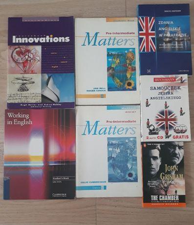 Książki - Język angielski wyd. Longman, Cambridge University Press