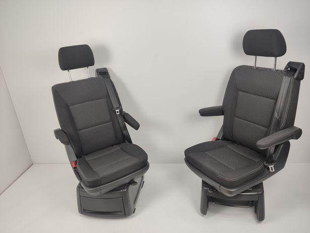 Fotele Obrotowe VW T5 T6 MULTIVAN CALIFORNIA Kutamo