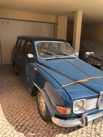 Saab herrgaardsvogn 95 v4