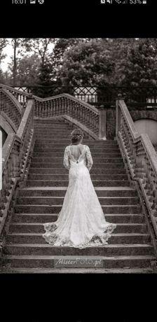 Sukienka ślubna alla berta bridal