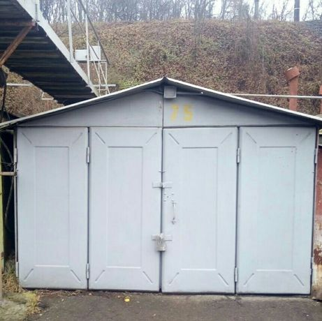 Продам металевий гараж.