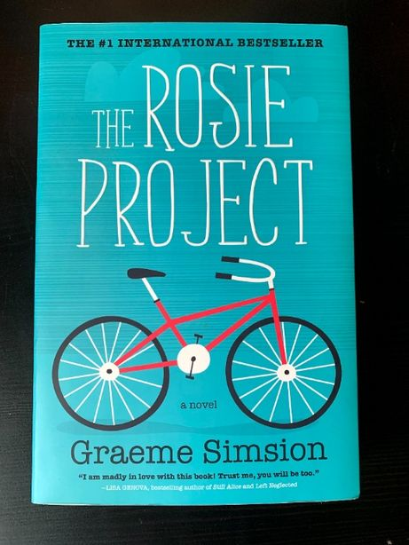 The Rosie Project - Graeme Simsion - książka angielska
